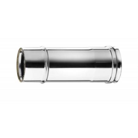 Tubo 50 cm doppia parete isolato 10mm