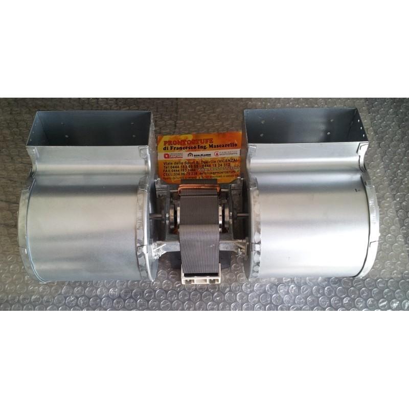 Ventilatore centrifugo doppia uscita 108x42 mm 130W