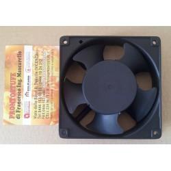 Ventilatore assiale aria compatibile inserto Luce Riga Edilkamin
