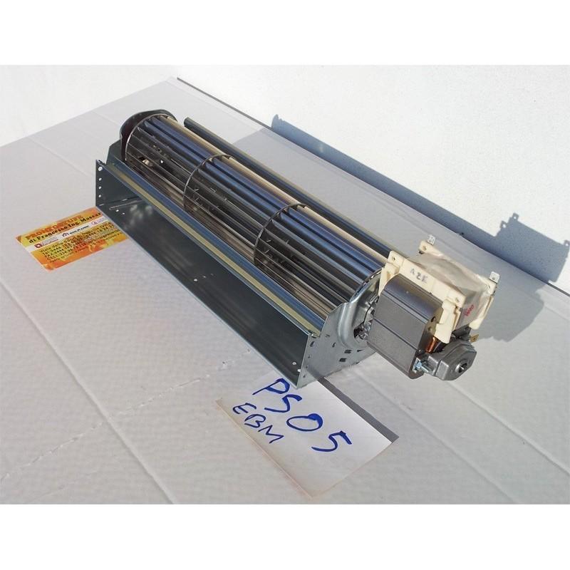 Ventilatore tangenziale girante lunga 30cm diametro 6.5 cm
