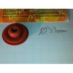 Tondo piccolo  quadrato diametro 20 mm