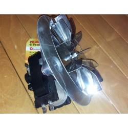 Estrattore fumi LN PL21 con Ecoder 50W flangia 165mm