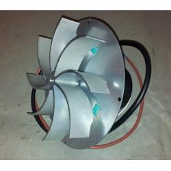 Ventilatore aria per stufa Edilkamin Soleil VFC2G23 Fandis pale 31mm