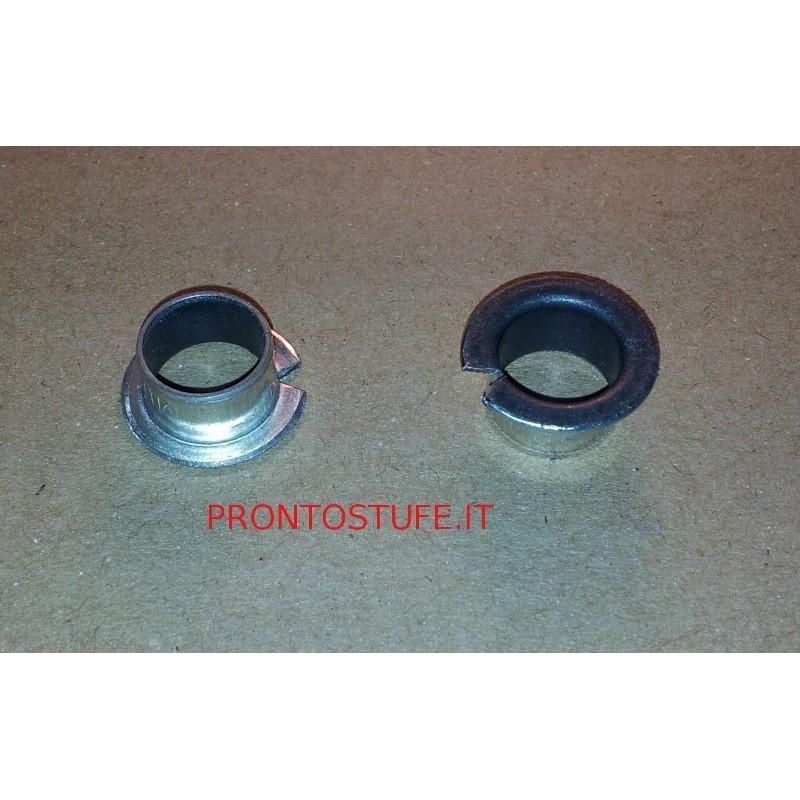 Guarnizione siliconica inserti comfort bianca 82X82X2 mm