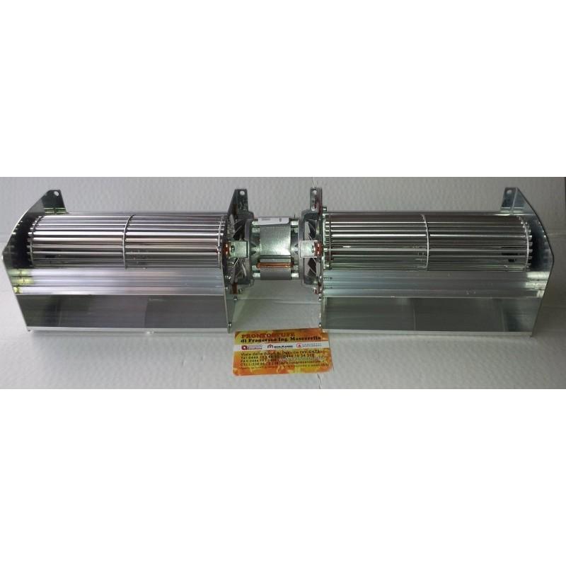 Ventilatore centrifugo uscita 108x46 mm 58W