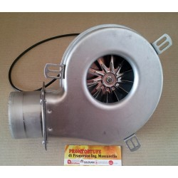 Smoke extractor LN PL21 with Encoder 50W round flange 165mm