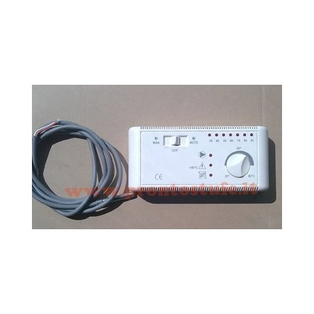 Termoregolatore termoprodotti - termostato