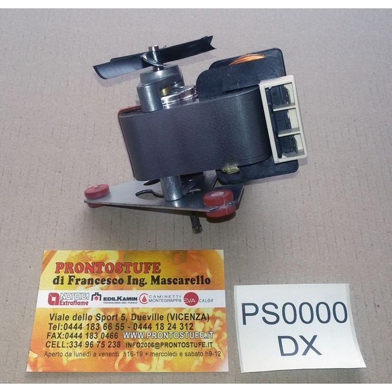 Motore per Ventilatore Tangenziale EMMEVI TGA80 Destro