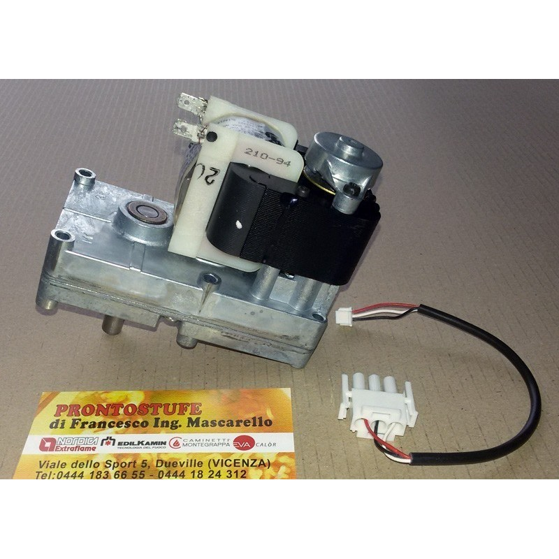 Gear motor 2RPM d9.5 Merkle korff  B4415UP
