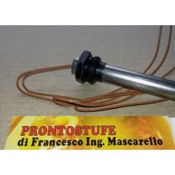 Candeletta con Filetto 1/2 D12.5 L180mm 450Watt