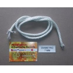 Guarnizione in fibra D.13mm per stufe Edilkamin