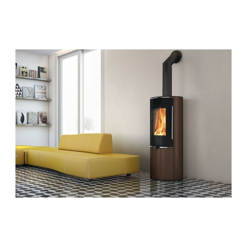Wood stove Tally Up 6 kw Edilkamin