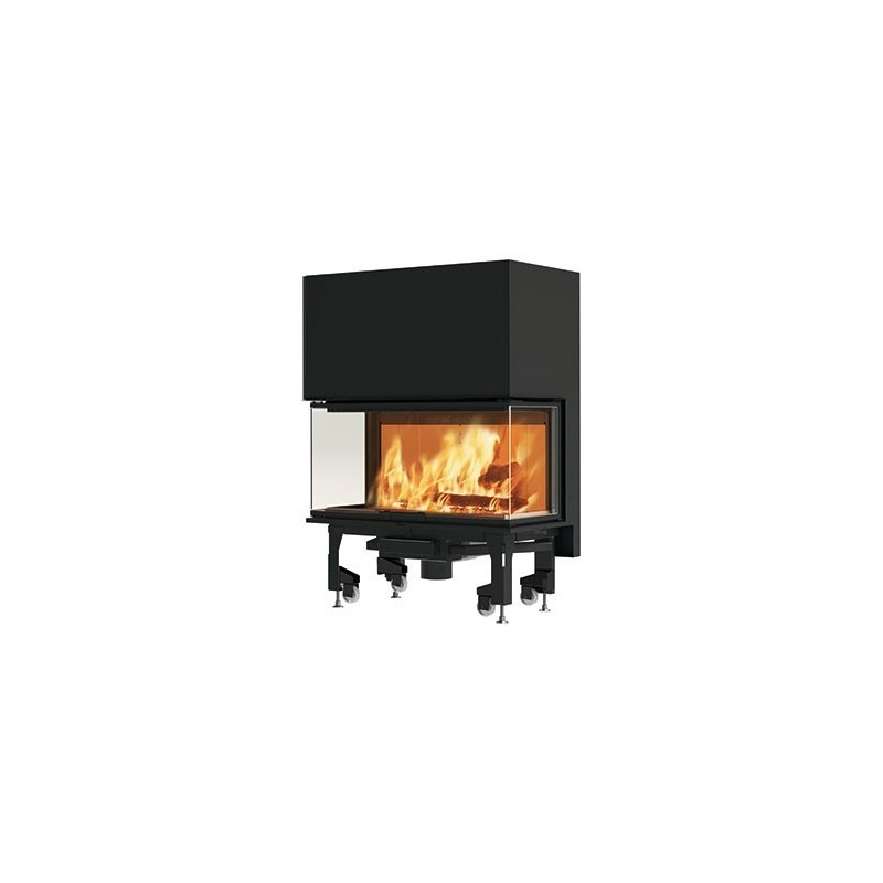 Windo3 85 Hearth Wood 12 kW edilkamin