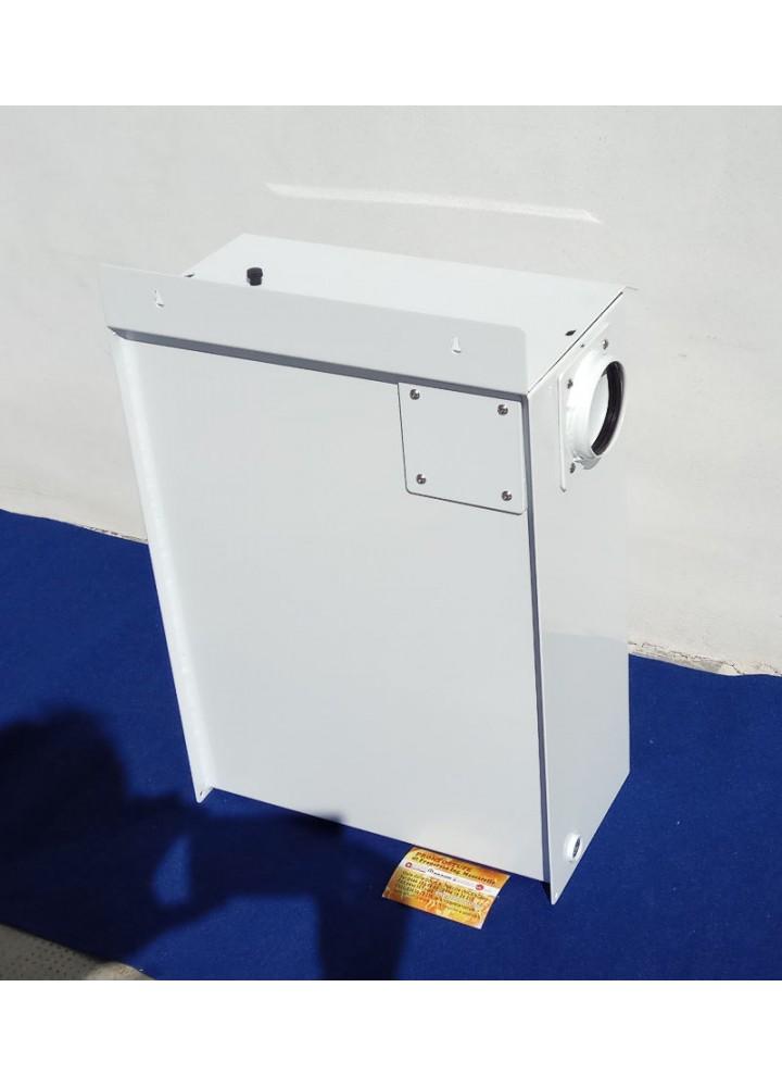 abbatitore fuliggine per stufe a pellet filtro fumo