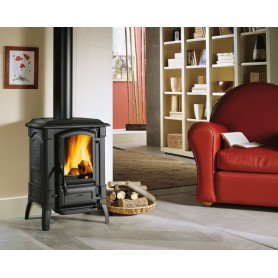 Wood stove giulietta cast iron 6kw