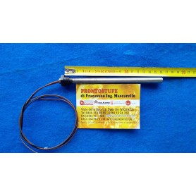 D9.9 L160 320 Watt cartridrige heaters pellet stove with thread 3/8