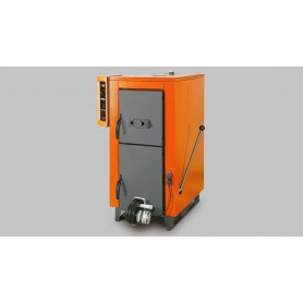 Sirio free-burning wood boiler 28 kw thermorossi