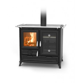 Margot cucina a legna in ghisa 8,2 Kw Thermorossi