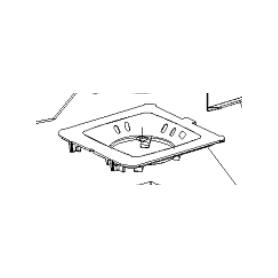 1130072 griglia quadrata grezza