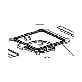 1130037 griglia quadra grezza per gemma