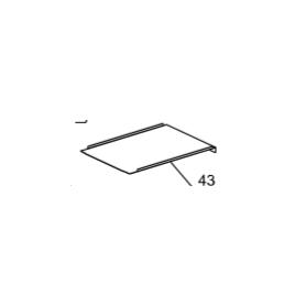 7153004 piano sostegno zincato per norvegia new BII e stefany forno BII