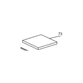7126840 deflettore vermiculite per flò