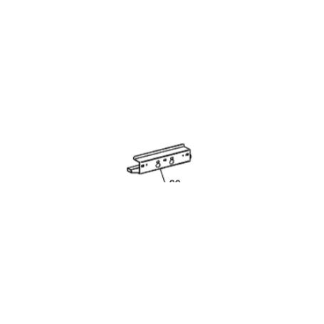 7124579 staffa nera per flò