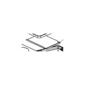 6057741 deflettore superiore per wanda evo