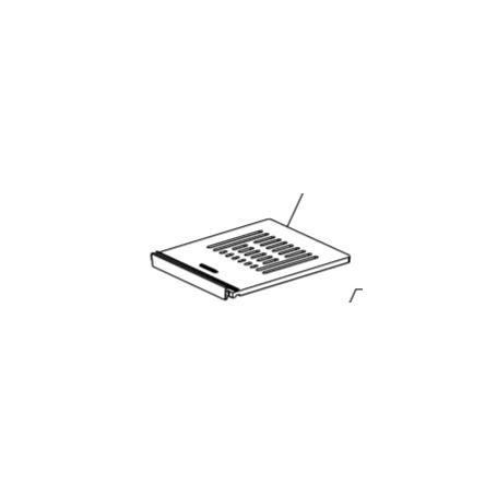 6031605 griglia ghisa per wanda evo