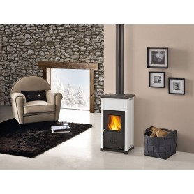 Tea wood stove 8 KW La Nordica Extraflame