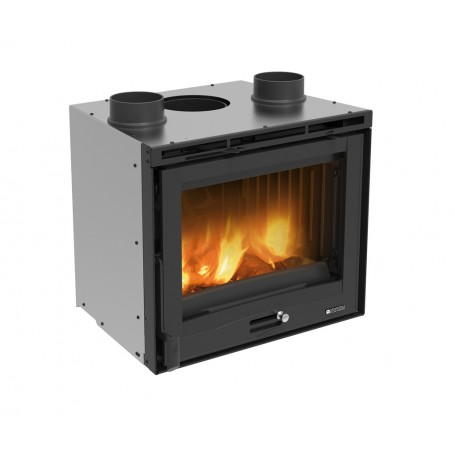 Wood Fireplaces 60 Ventilated 7 kw la Nordica Extraflame