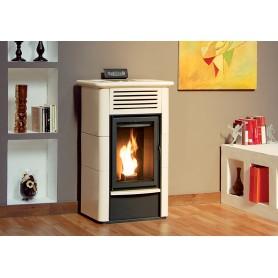 Svizzera pellet stove from Palladio