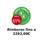 Liliana Idro termostufa a pellet 22,8 Kw la Nordica Extraflame con rottamazione