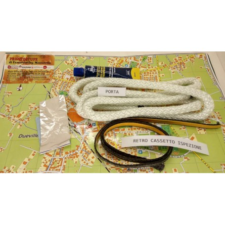 Gasket Kit for Doroty Stove Extraflame