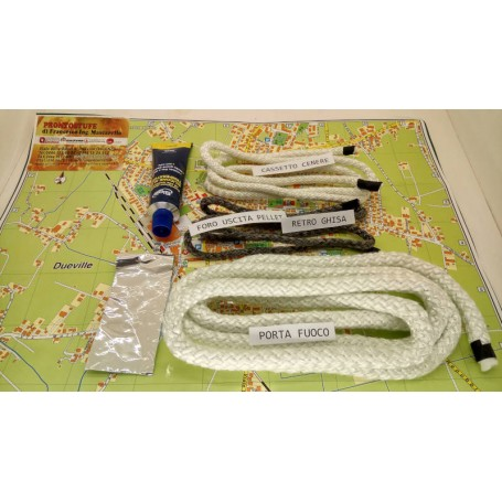 Gasket Kit for Emma / Emma Plus Stove Extraflame
