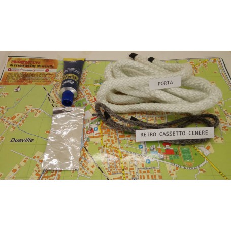 Gasket Kit for Ilenia Stove Extraflame