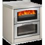 Cucina a legna D8 Maxi De Manincor