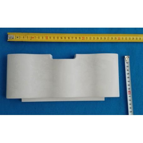 refrattario per monoblocco piano focolare 80 idro crystal dsa termocamino base dsa fly idro dsa termoisotta dsa la nordica