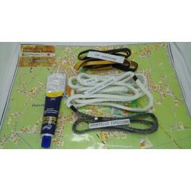 Gasket Kit for Duchessa Idro/ Duchessa Idro Steel Stove Extraflame