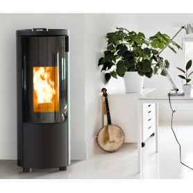 Pop 8 stufa a pellet 8 kw thermorossi