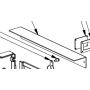 deflettore acciaio inox per comfort plus extraflame