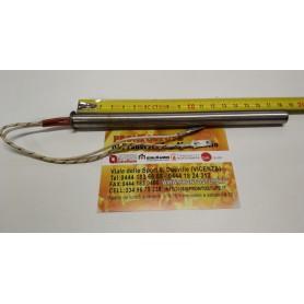 Candeletta D12,5 L180mm con flangia 350W compatibile Thermorossi