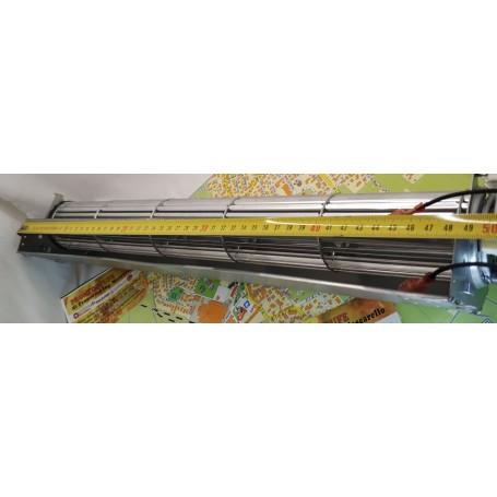 Tangenziale 48 cm * 4 cm, motore da 40 mm sulla destra