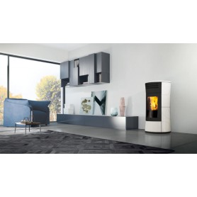 Cherie UP H Thermo stove 16,2 KW Edilkamin