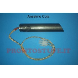Candeletta accensione Anselmo Cola d16x120mm 350W
