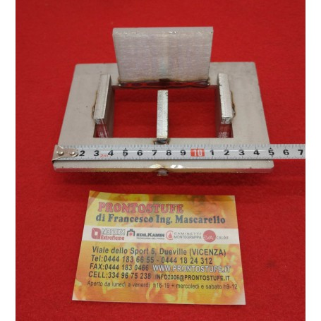 copy of Welded grate grill group LP30 TP30 Nordica Extraflame