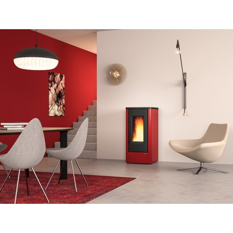 Dahiana pellet stove only for Italy