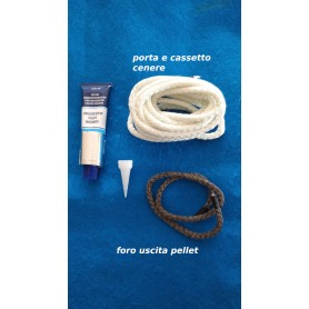 Gasket Kit for Tosca Plus Stove Extraflame