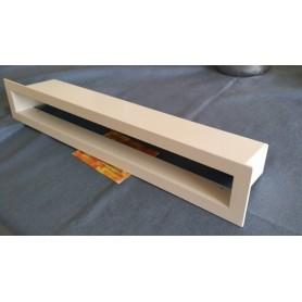 Bocchetta design lineare con cornice da 15 mm
