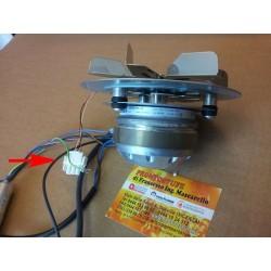 Estrattore fumi compatibile EBM R2E150-AN91-20 3 POLI Edilkamin Cola